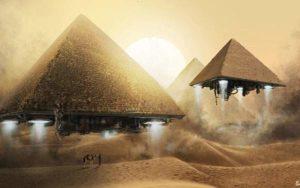 宇宙って何だろう☆太陽神ラーとエジプトの神々について①