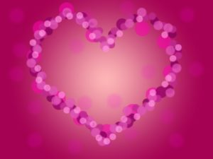 romantic-heart-background