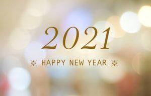 2021年の始まりに☆新年のご挨拶